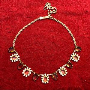 Ann Taylor crystal necklace
